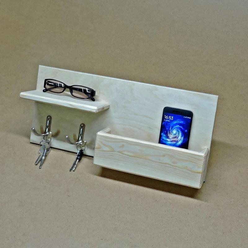Ключница деревянная Конуи бланже