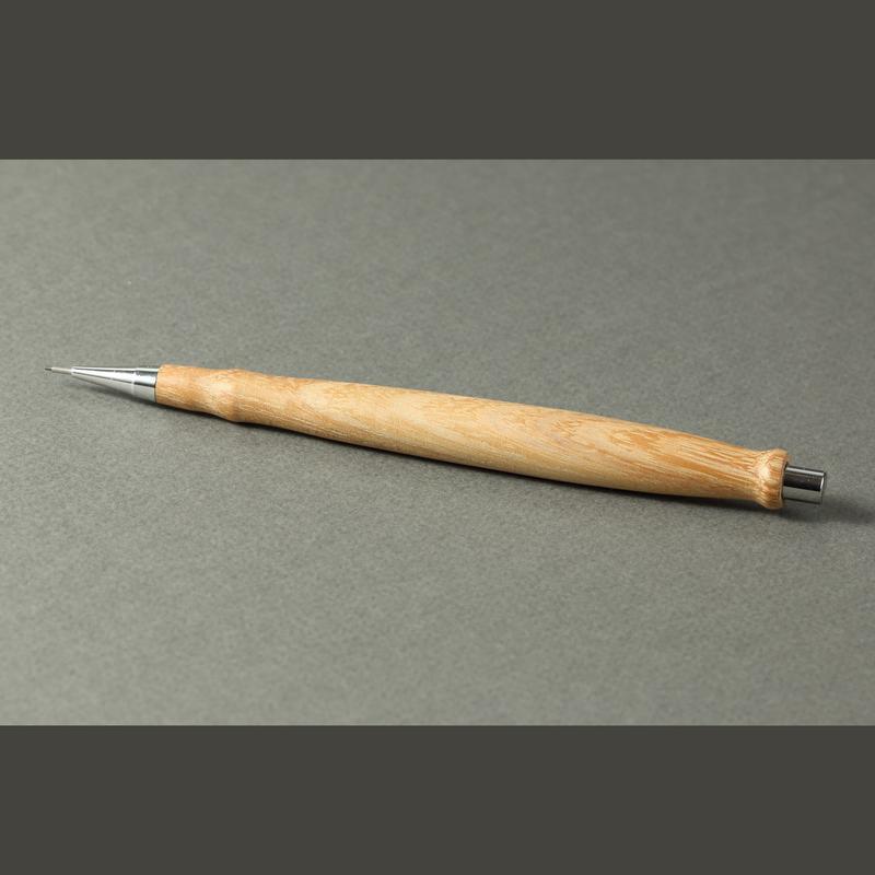 Карандаш механический деревянный 0,7 мм, модель Амфор_Акация