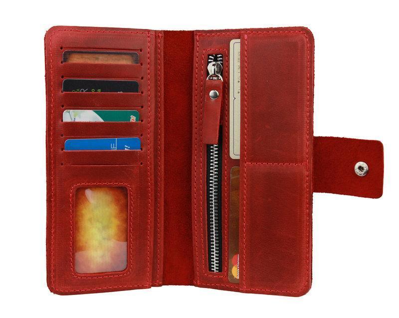 Именной кошелёк с гравировкой, портмоне мужской женский бумажник, 9 цветов Type 3