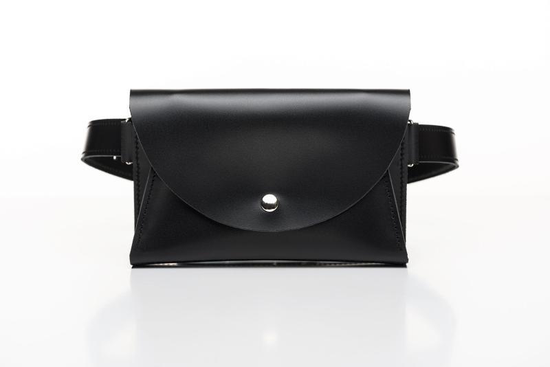 a573dfd31df2 Поясная сумка 2 в 1 Black ручной работы купить в Украине. №440077