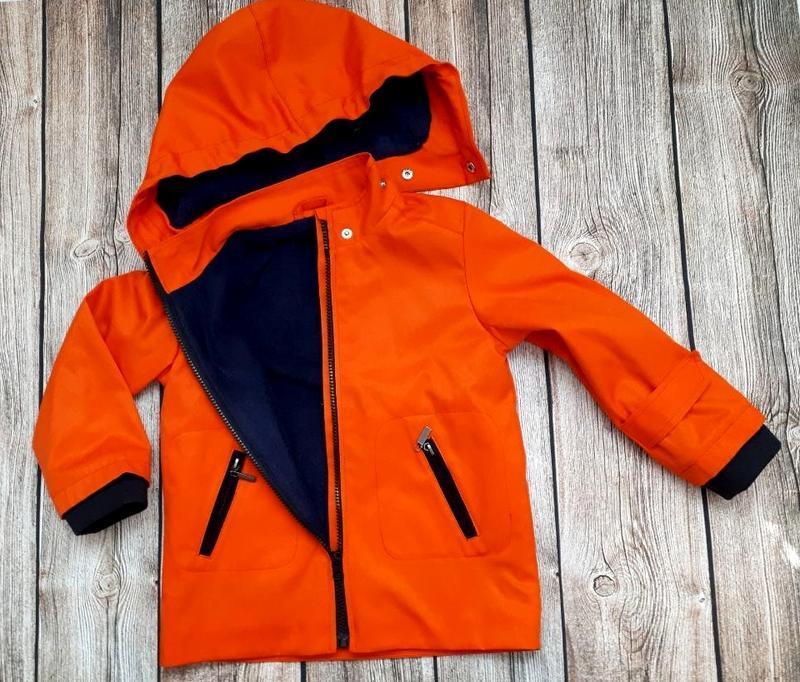 Детская куртка для мальчика рр.92-122 Beebaby (Бибеби)