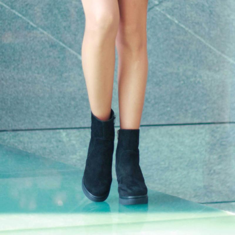 Ботинки демисезонные женские Aura Shoes 7572400
