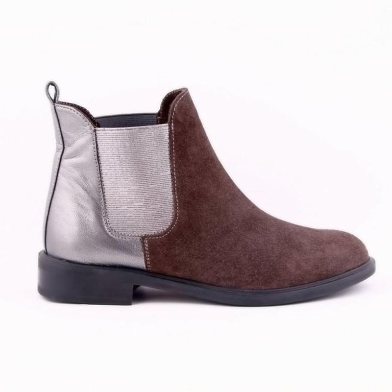 Botinki Chelsi Zhenskie Aura Shoes 9124218 444043 Kupit V Ukraine Na Crafta Ua
