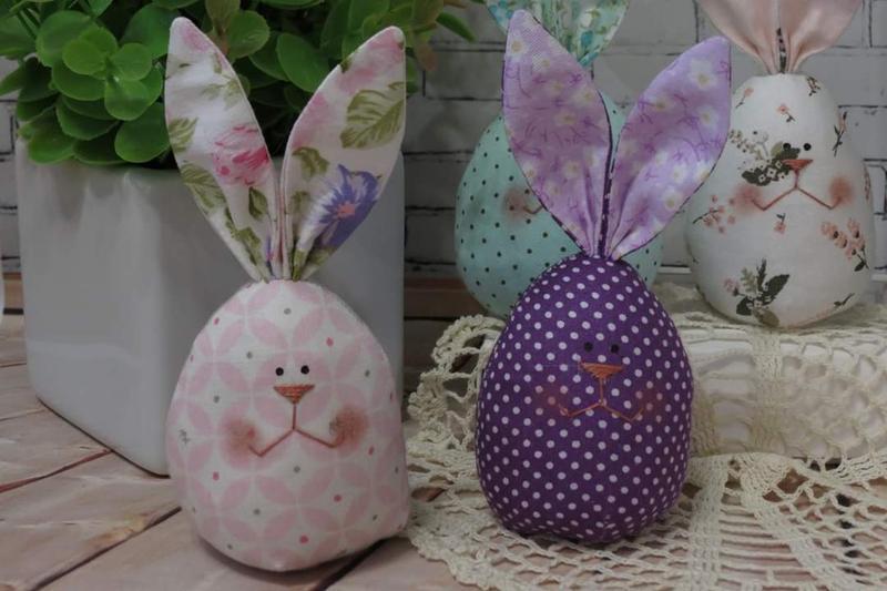 Кролик-яйцо