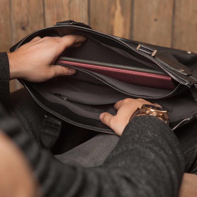 Мужская деловая сумка