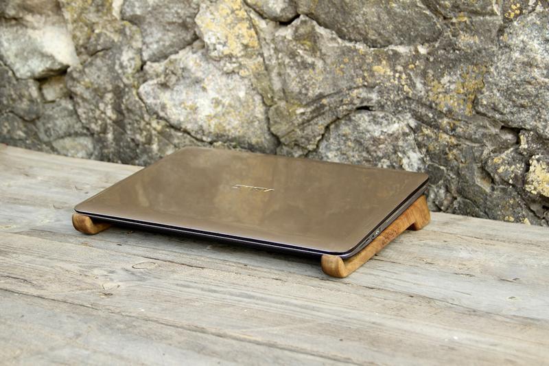 Подставка Для Ноутбука Компьютера Macbook Из Дерева Для Папы Мамы Мужа Жены Сына Дочки Брата