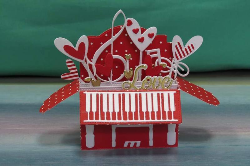 Открытка для пианиста