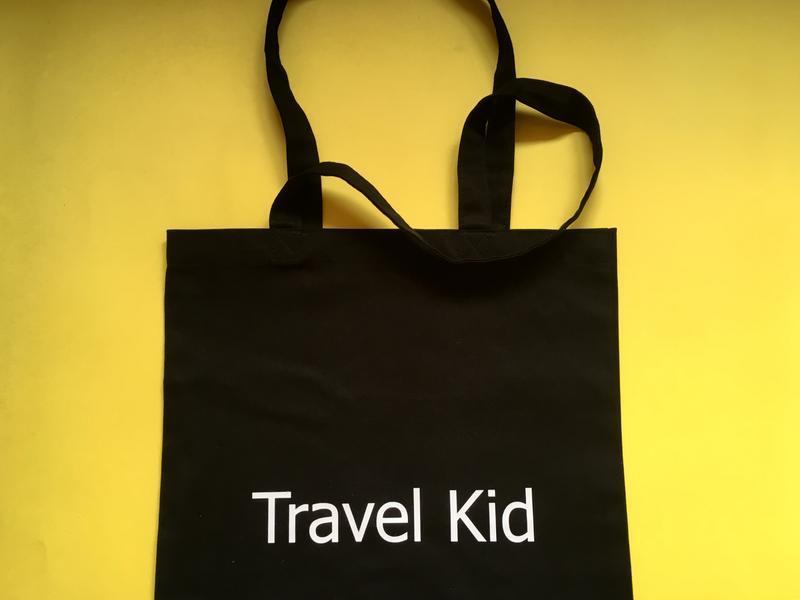 Эко-сумка «Travel Kid»