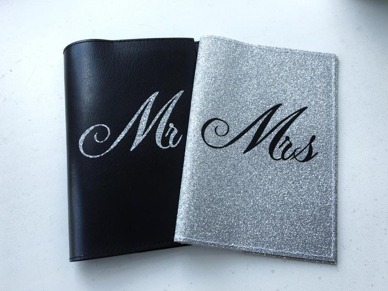Комплект обкладинок для паспорта