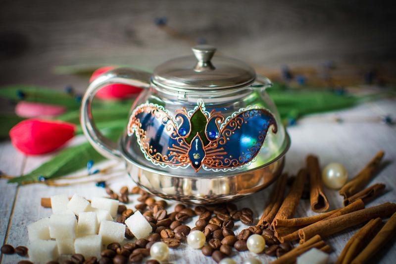 Чайник заварник «Венецианская ночь»