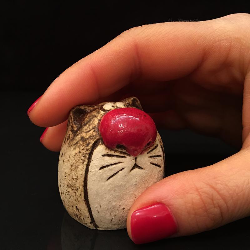 Керамический сувенир КОТИК