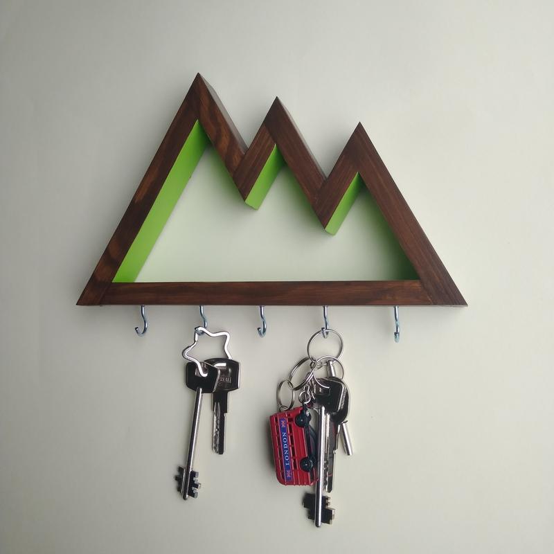 Настенная ключница Cascade mountains
