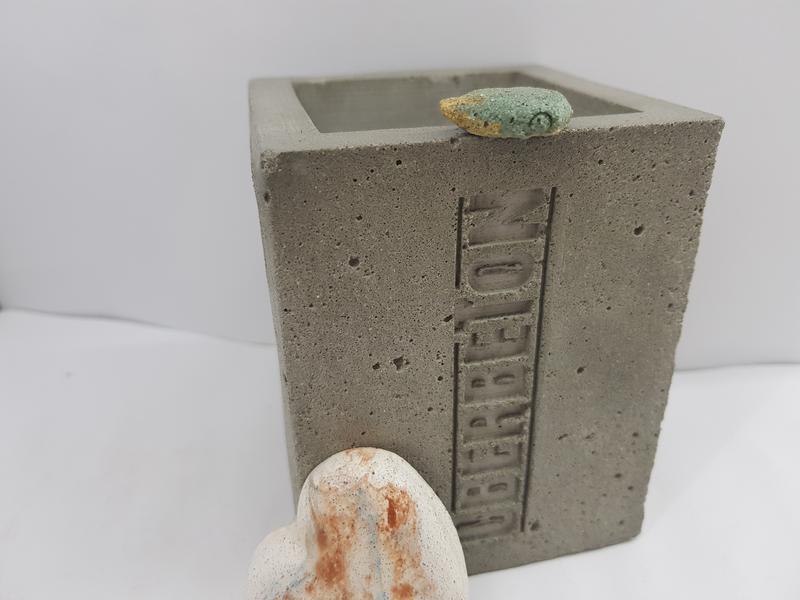 стакан бетон