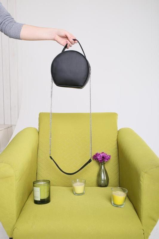 Чудова сумочка кругла