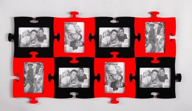Фоторамки для несколько фотографий своими руками