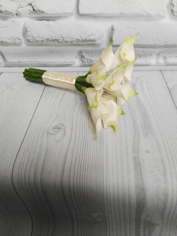 Букет невесты Каллы