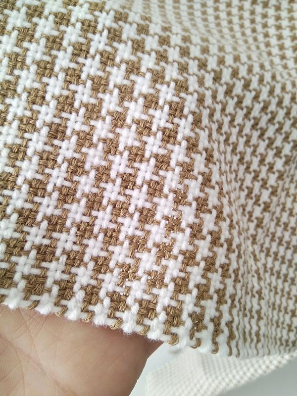 Тканый шарф Межсезонье