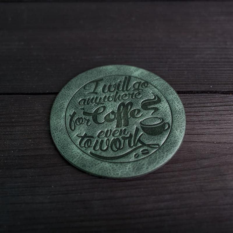 Подставка под чашку / Костер / Coffe