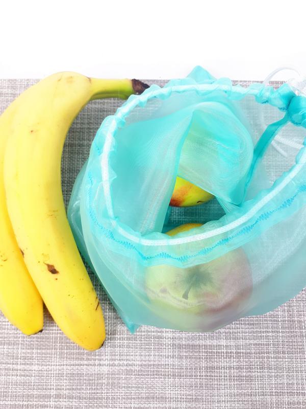 Эко-мешочек для продуктов, зелени, хлебобулочных изделий