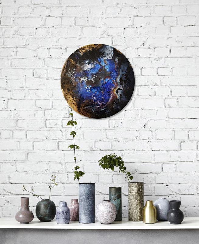 """Картина из эпоксидной смолы """"Космос"""""""