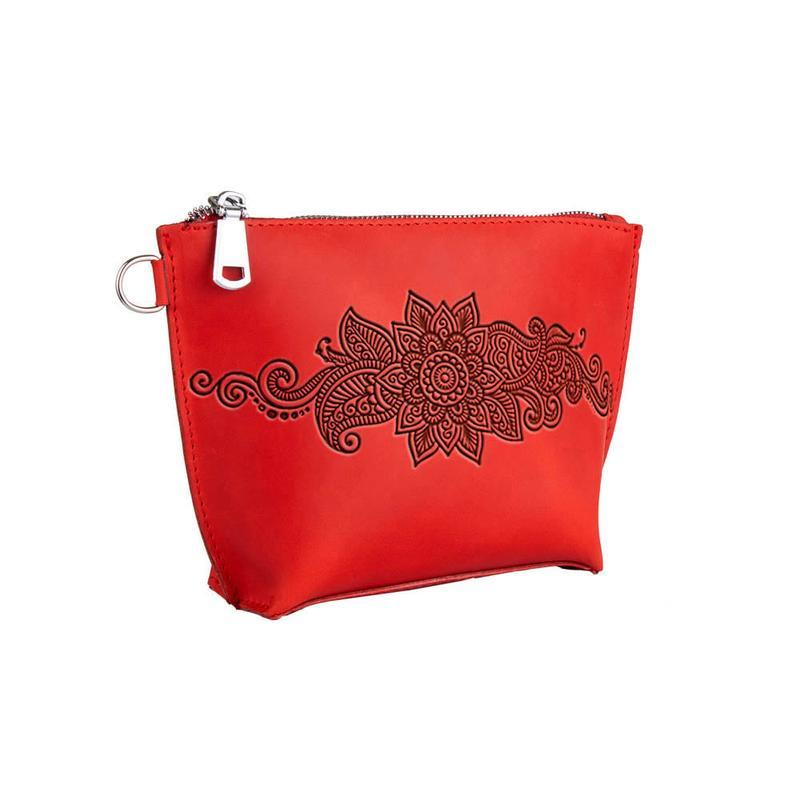 "Косметичка HiArt CB-01 Shabby Red Berry ""Mehendi Classic"""