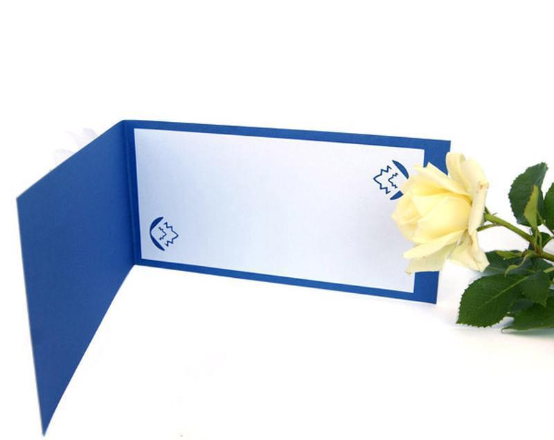 """3D открытка """"С Юбилеем!"""" с объемным цветком"""