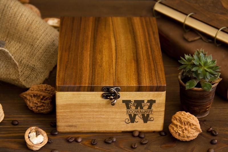 Деревянная Коробочка Для Наручных Часов Аксессуар Из Дерева С Логотипом Персональный Подарок Парню
