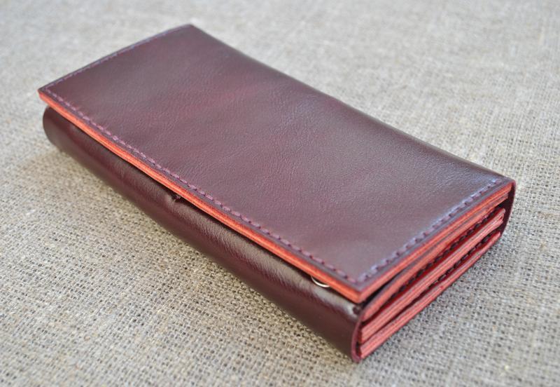 Стильный большой кошелек K41a-800+580