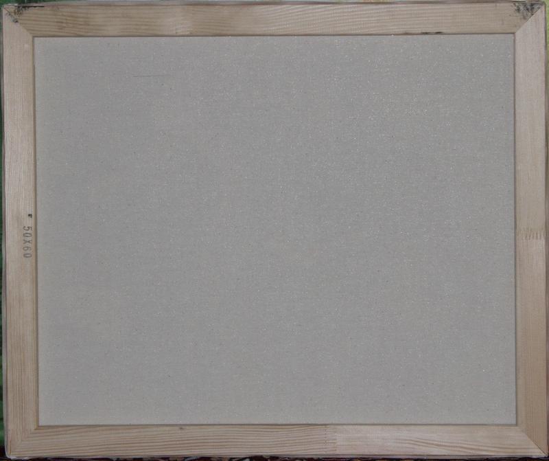 Картина масло, холст 60х50 Lubov Vakulenko №2064