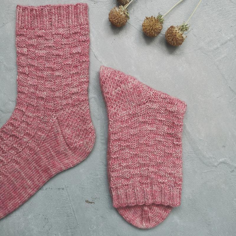 Носки Клубничное пралине