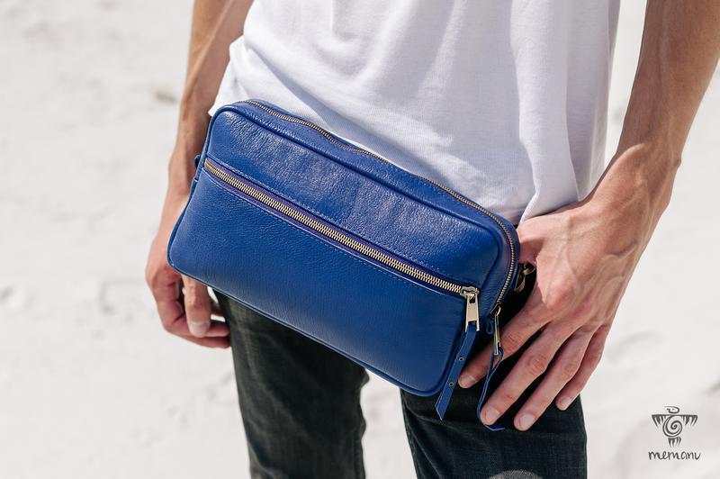 Сумка через плечо женская, мужская, Молодежная поясная сумка