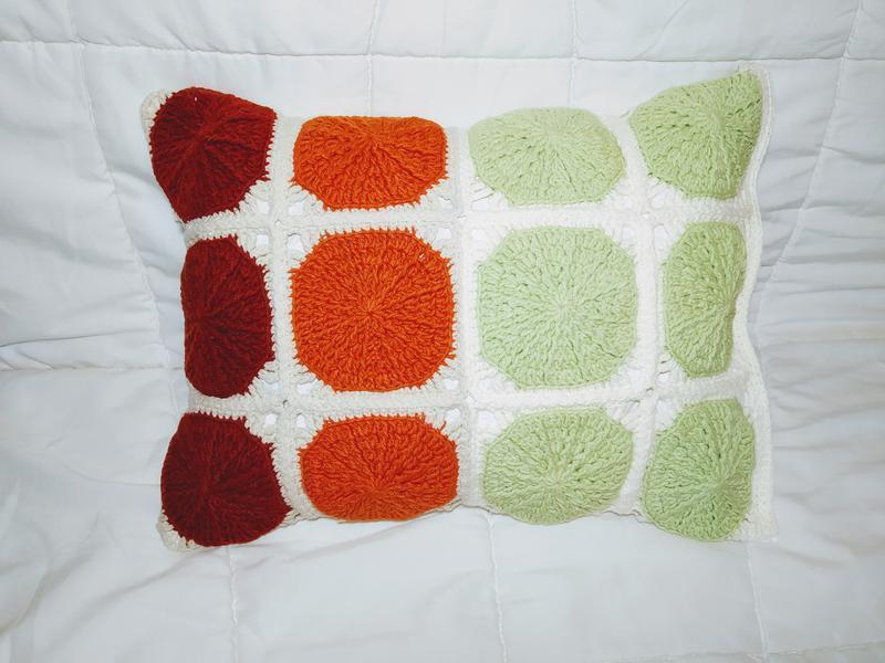 Подушка декоративная Полоски