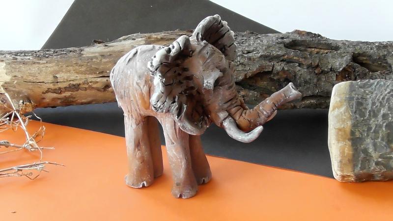 Слон статуэтка интерьерный слоник на удачу