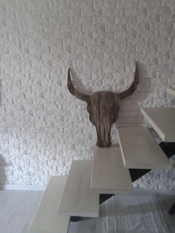 голова бика