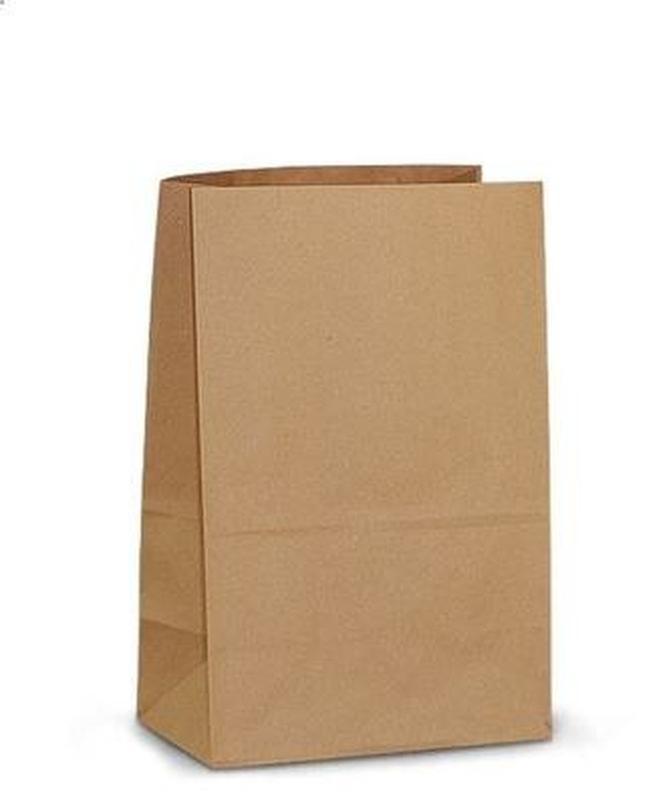 Пакет без ручок 290мм210мм115мм