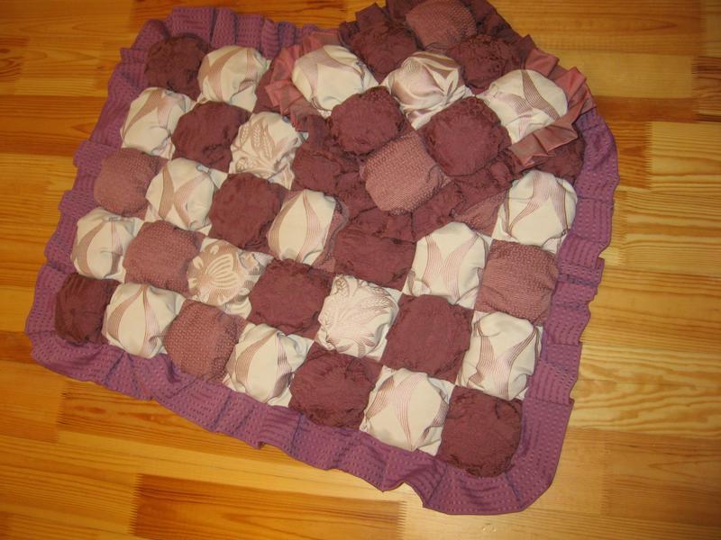 об'єднання з'ємний килимок-подушка