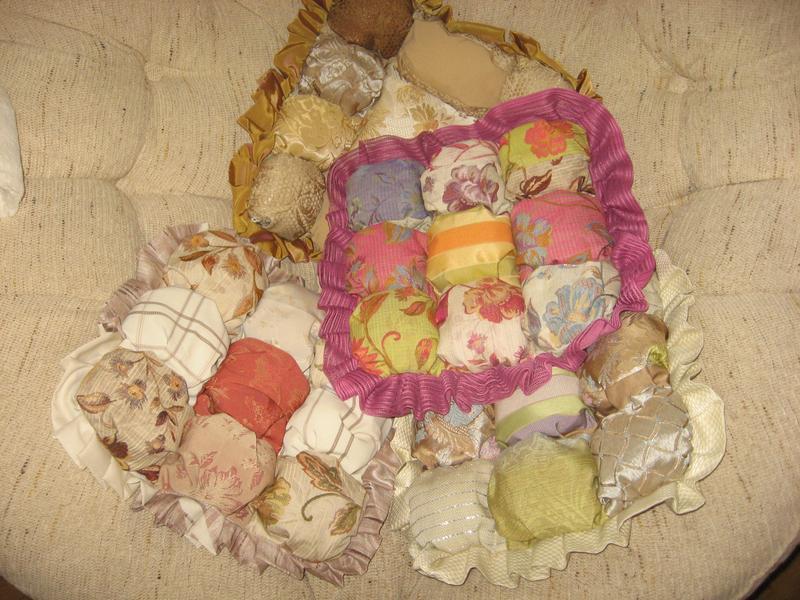 подушки для сидіння, подушка декоративна