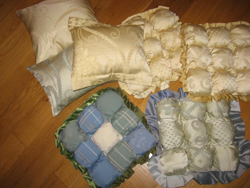 подушки для сидіння,подушки декоративні