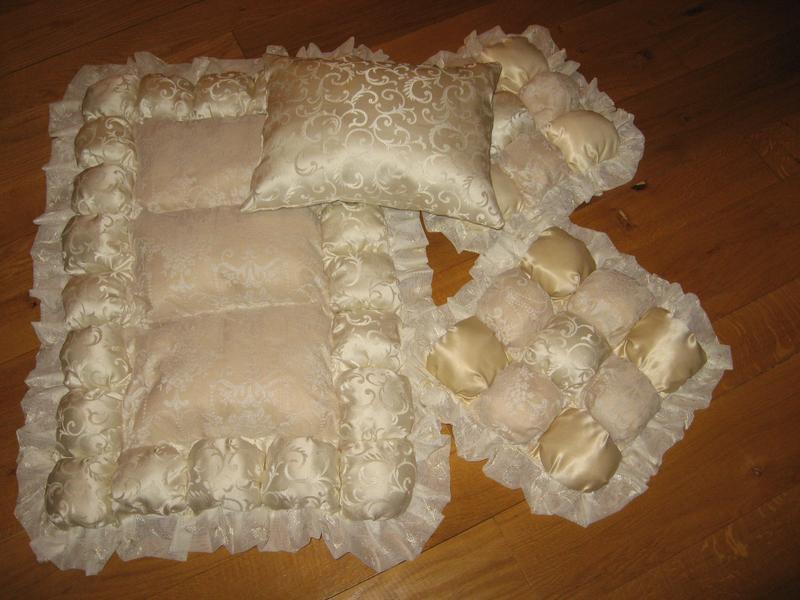 килимок-подушка