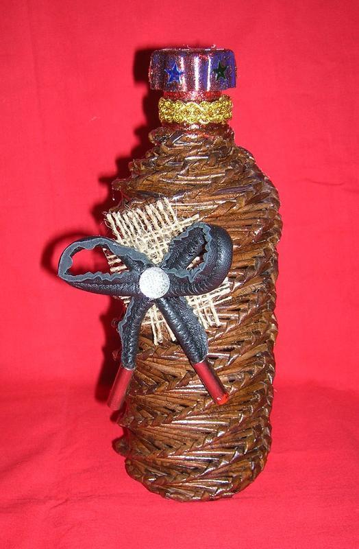 Декоративна пляшка Блиск