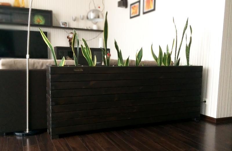 Ящики для квітів для будинку, дачі, квартири, кафе, ресторану.. Декоративні перегородки.