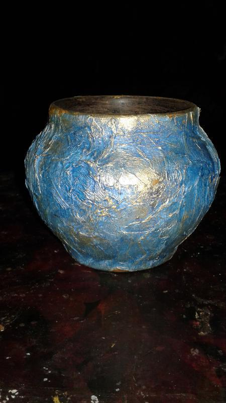 керамічна вазочка
