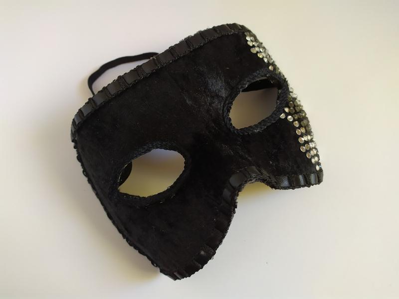 Карнавальная маска «Ферзь»