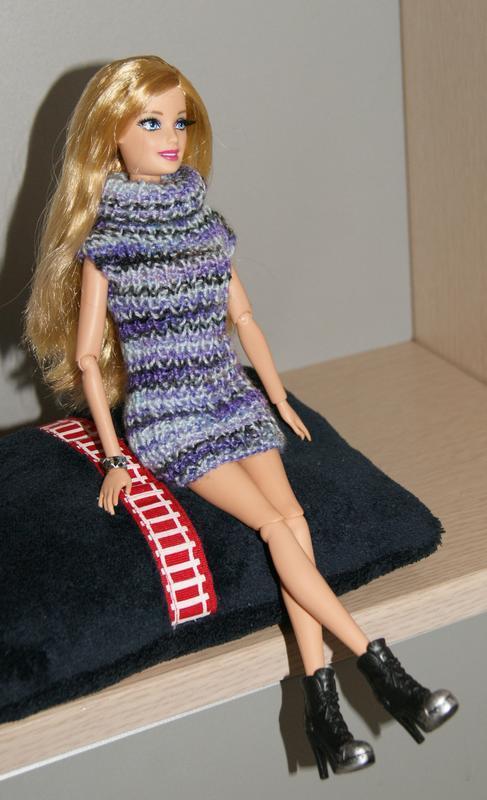 Плаття-футляр для Барбі