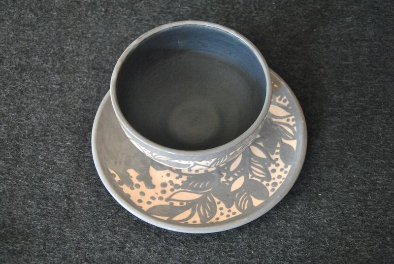Керамічні піали, Тарілка для супу,