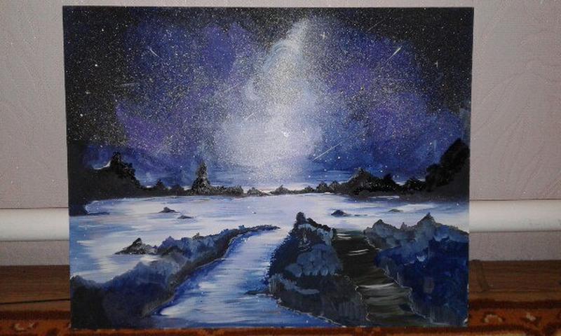 зіркова ніч