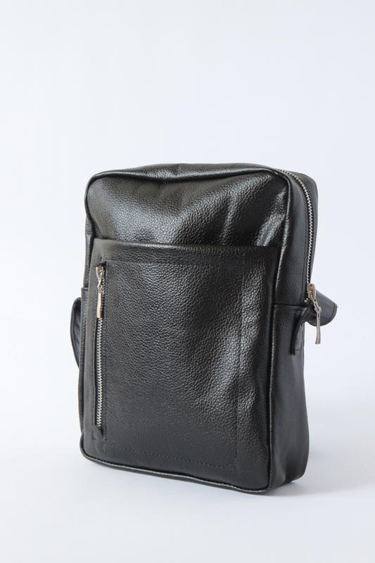 Мужская сумка через плечо из кожи, кожаная сумка мессенджер мужская