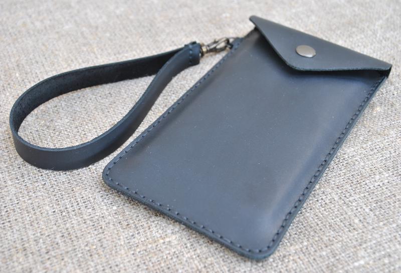 Кожаный чехол для смартфона H03-0