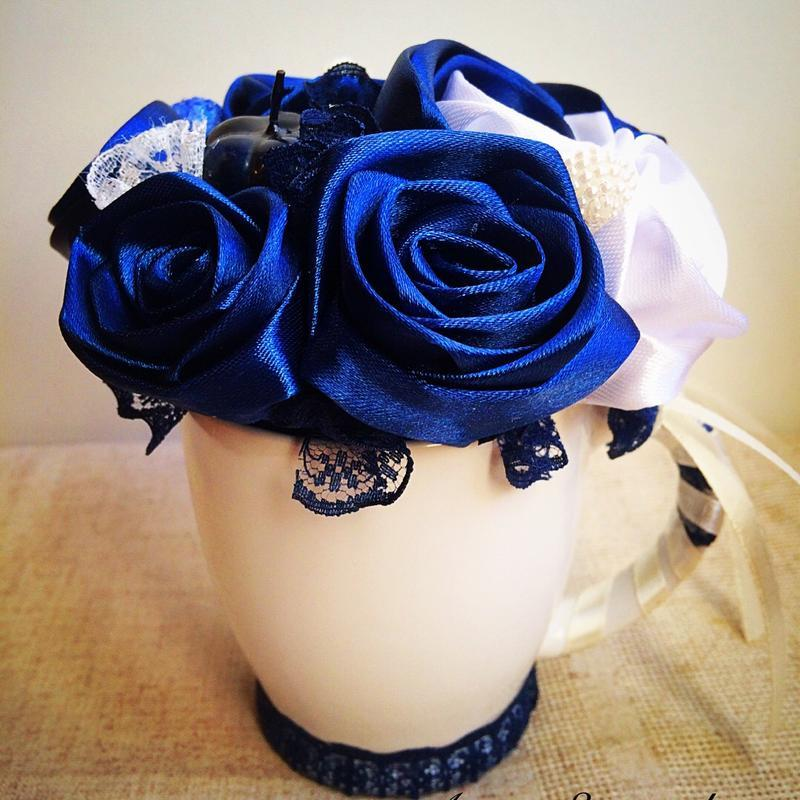 Чашка з трояндами