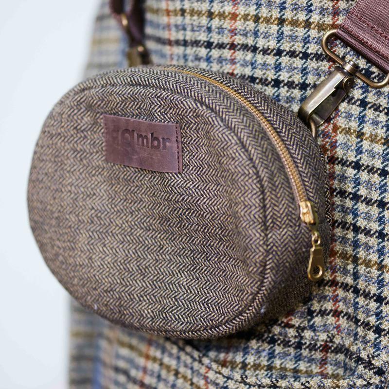 Женская сумочка Brown Tweed